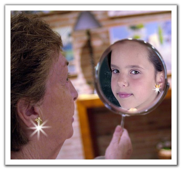 Mirror, Mirror – Ask and See
