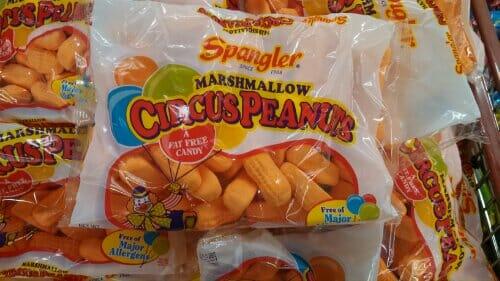 Peanuts, Peanuts, Anyone for Peanuts?
