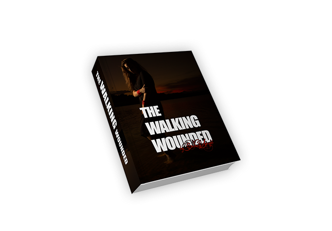 The Walking Wounded by Secret Angel