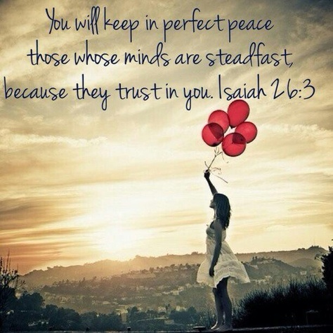 7 Ways to Keep Your Peace