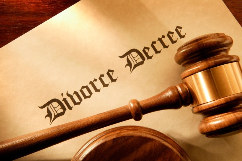 A Messy Divorce with the Abuser