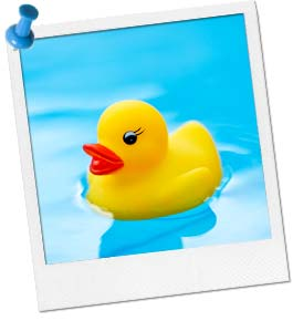 You Can't Drown a Rubber Duck