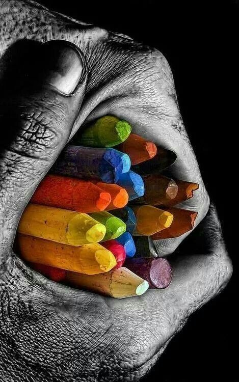 Spring Training #5 – Use All of the Crayons