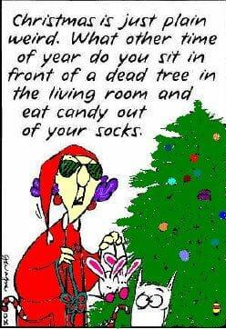 Christmas Isn't Always a Hallmark Card – 10 Funny Ideas