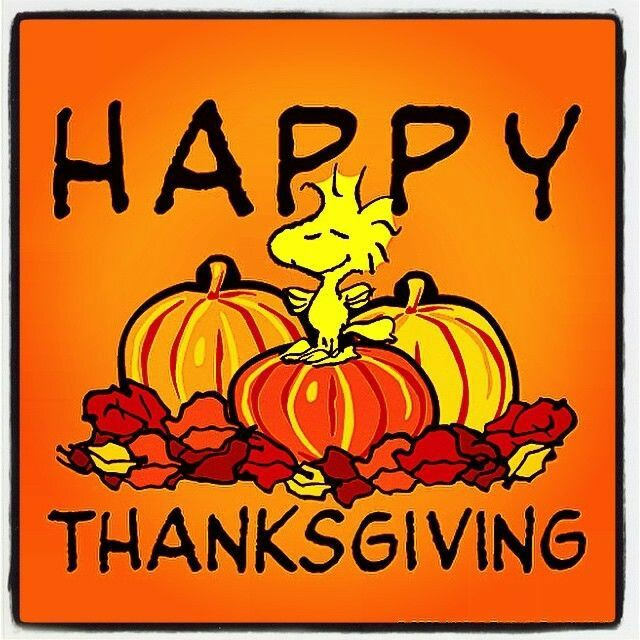 Happy Thanksgiving to You