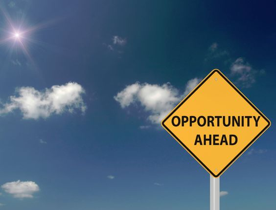 Doors of Opportunity are Opening for You