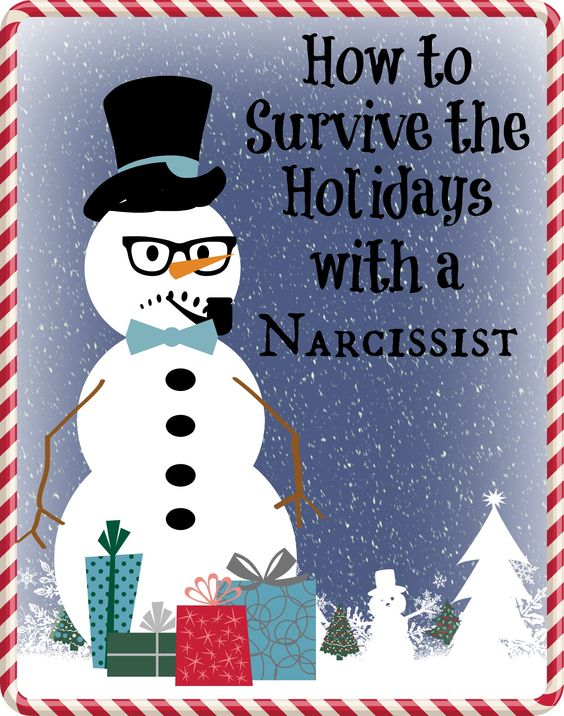 Why Jezebels and Narcissits Spoil Every Holiday and How to Keep Your Peace