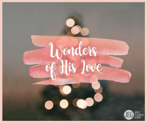 May You Enjoy the Wonder of Christmas