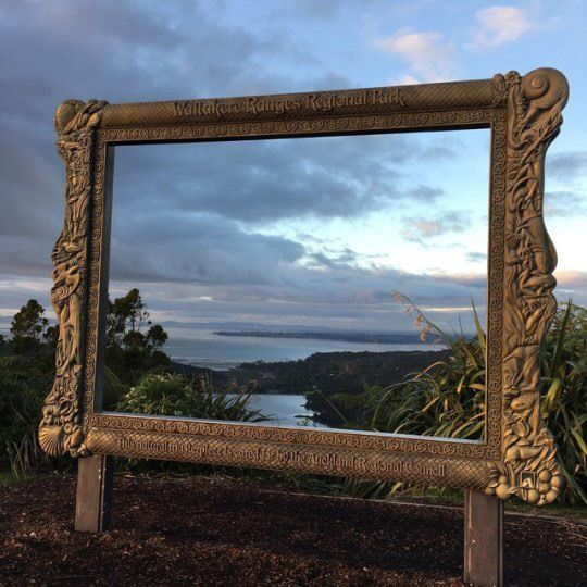 Frame My World with Your Word