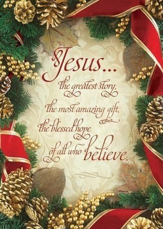 Resting and Trusting in God During the Holidays