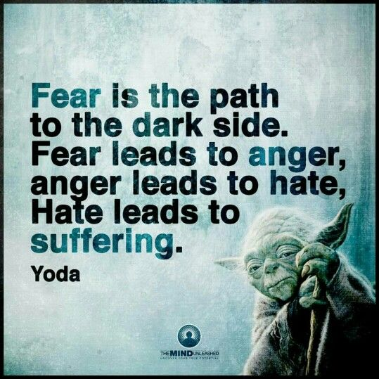 14 Quotes on Fear and What to Do with It